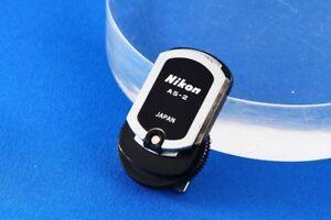 Nikon-AS-2-Flash-Coupler-From-Japan