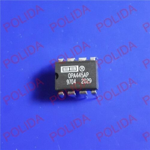 1PCS OP AMP IC BURR-BROWN//BB//TI DIP-8 OPA445AP OPA445APG4 100/% Genuine and New