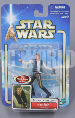 STAR WARS Return Of The Jedi  HAN SOLO   *SEALED*  #MB11