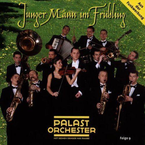 1 von 1 - Palast Orchester / Max Raabe Folge 9-Junger Mann im Frühling (1999) [CD]