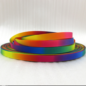 Rainbow-Ribbon-9mm-wide-3-8-034-1m-Long-Double-Sided
