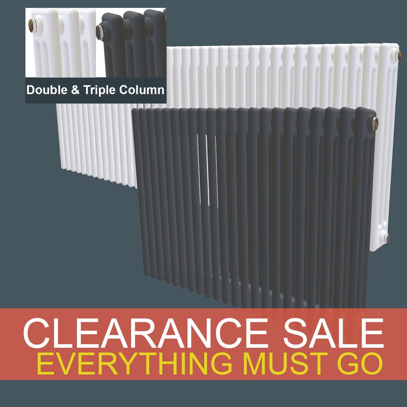 Clearance Sale - Horizontal & Grünical Victorian Style Columns Radiator