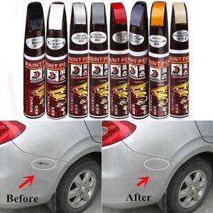 Details about Black Fix Pro Auto Smart Coat Paint Scratch Repair Touch Up  Pen For Black Car