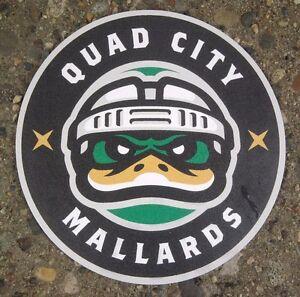 Quad City Mallards ECHL Hockey Logo Magnet ~ Vegas Golden Knights ... 9b5bab8220b6