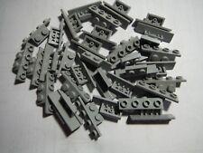 LEGO BULK LOT OF 35 LIGHT BLUISH GRAY BRACKETS 1X2-1X4 #2436