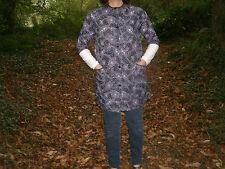 blouse nylon  nylon kittel nylon overall  F1  T42