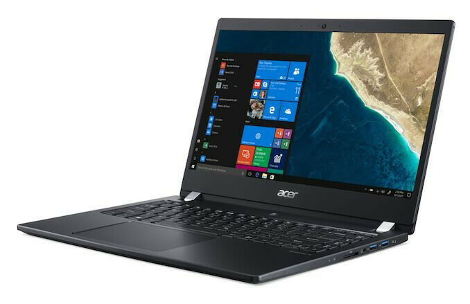 New Acer TravelMate TMX3410 – SSD – Backlit Keyboard – Ultra Slim – 12 Month Warranty