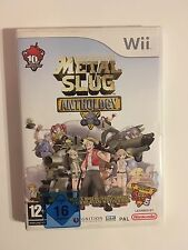 Nintendo Wii Spiel - Metal Slug: Anthology (mit OVP und Anleitung) Wii / Wii u