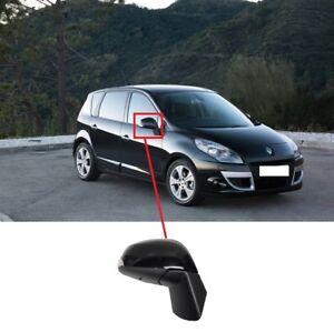 Espejo-De-Ala-Puerta-Sensor-t-LHD-electrico-climatizada-O-S-Derecho-Para-Renault-Scenic-09-16