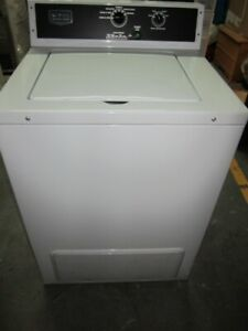 maytag commercial coin operated top load washer