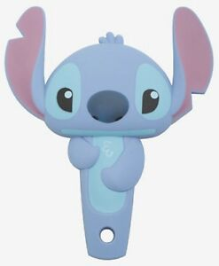 Disney-Lilo-amp-Stitch-3D-Molded-Paddle-Hair-Brush