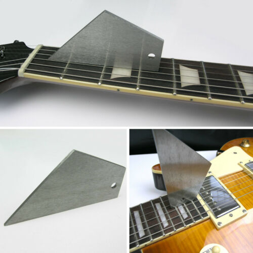 Fret Rocker Stainless Steel Guitar Luthier Tool TO21