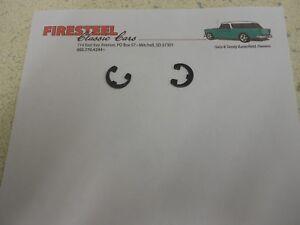 1955-1956-1957-Chevy-26-035-SEAT-BACKREST-E-CLIPS-For-Backrest-pivot-034-Pair-034