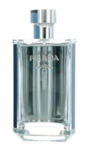 Prada L'Homme L'Eau by Prada 3.4 oz EDT Cologne for Men Brand New Tester