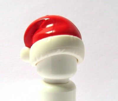 Lego 1 Plain Body Torso For Minifigure  Figure Red Yellow Hands Xmas Santa