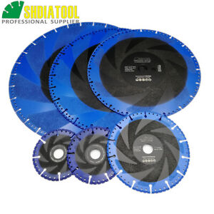 Ductile Iron Pipe for Cutting Cast Iron Pipe 16 Ductile Iron Electroplated Premium Turbo Diamond Blade Laser Welded