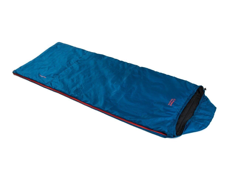 Snugpak Travelpak Traveller - Sac de couchage avec Moustiquaire - Blau