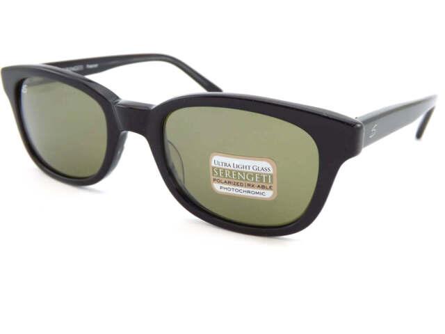 c5b084f41a Serengeti Serena 7777 Polarized Photochromic Sunglasses 555nm Glass Lenses
