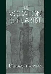 The-Vocation-of-the-Artist-by-Haynes-Deborah-J-Hardback-book-1997