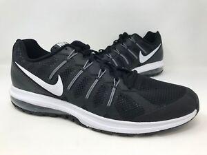0a205789ddd New! Men s Nike 816747-001 Air Max Dynasty Training Shoes - Black ...