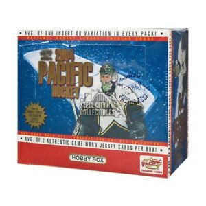 2003-04-Pacific-Hockey-Hobby-Box