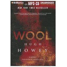 Wool by Hugh Howey (2013, MP3 CD, Unabridged)