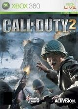 Call of Duty 2 XBOX 360 (compatible) muy buena Xbox One 1st Class Delivery