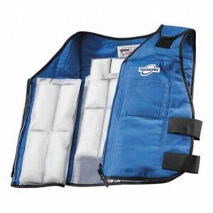 Techniche 6626-Blue2xl 2Xl Phase Change Cooling Vest, Blue