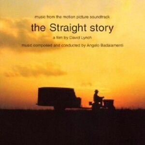 Angelo-Badalamenti-Composer-EST-The-straight-story-CD-COLONNA-SONORA-NUOVO