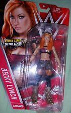 Becky Lynch WWE Figura Nuovo Sigillato DIVAS prima volta