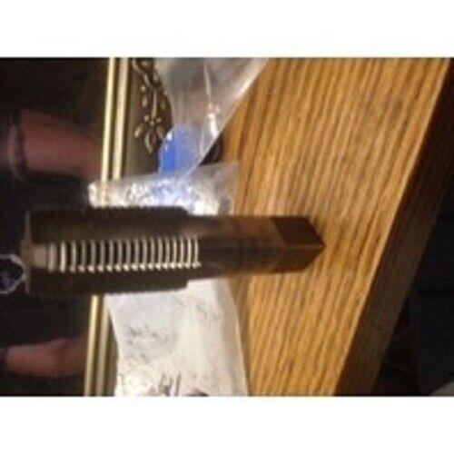 1//2-14 NPT HIGH SPEED STEEL LEFT HAND PIPE TAP