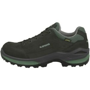La Fourniture Lowa Renegade Gtx Lo Women Gore-tex Outdoor Hiking Chaussures Graphite 320963-9781-afficher Le Titre D'origine Service Durable