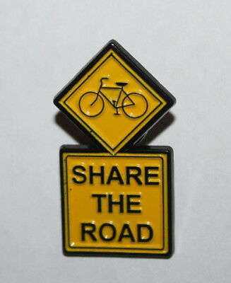 "2  /""Share The Road/""  Bicycle Advocacy 6-in-1 15/"" X 3 3//4/"" MEGA Stickers"