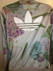 443a95a1bdb1 Image is loading Adidas-Originals-S-Train-Floral-Orchid-Bright-Firebird-