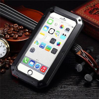Waterproof Aluminum Gorilla Metal Case Cover For Apple iPhone 6 / iPhone 6 Plus