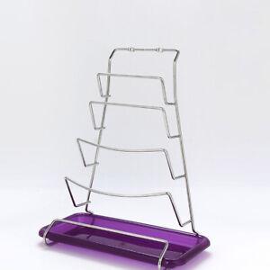 Stainless-Steel-Cupboard-Saucepans-Pan-Lids-Kitchen-Storage-Rack-Holder-4-Layer