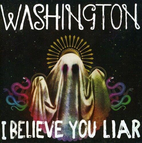 1 of 1 - Washington - I Believe You Liar [New CD]