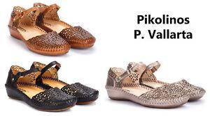 Sur Cuir Jane Vallarta Chaussures Pikolinos Mary Femme Sandales Neuf Puerto Détails uc3Tl5FJK1