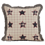 BINGHAM-STAR-QUILT-SET-choose-size-amp-accessories-Rustic-Plaid-Check-VHC-Brands thumbnail 17