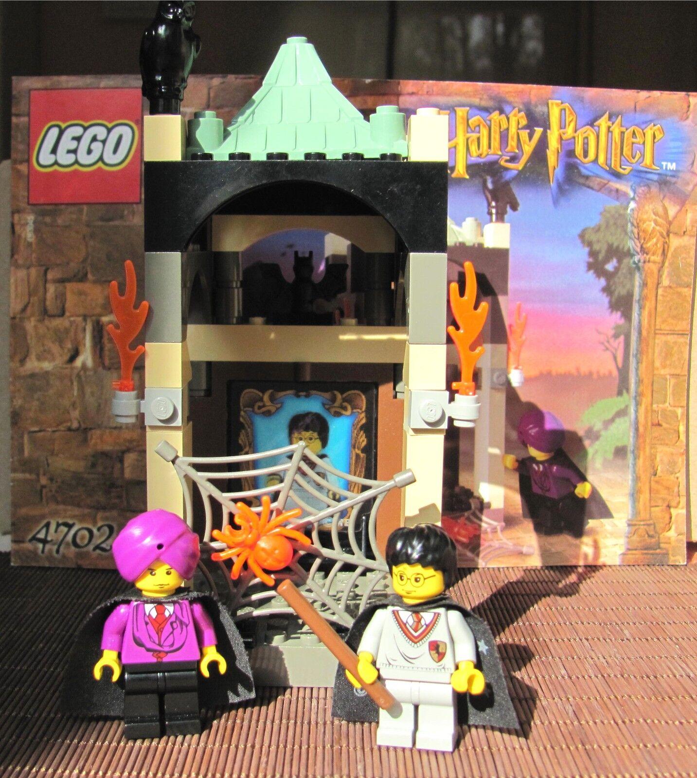 LEGO Harry Potter Set 4702 u BA inkl. 2 Fig Professor Quirell/Voldemort  Harry