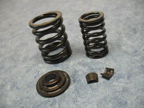 VALVE SPRINGS /& KEEPERS 4 INTAKE OR EXHAUST 1980 YAMAHA XS1100 MIDNIGHT SPECIAL