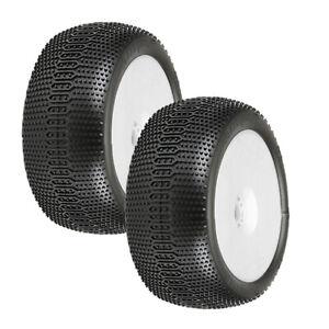 Pro-Line-Electroshot-VTR-4-0-034-X3-Soft-Off-Road-1-8-Truck-Tires-Mounted-Fr-Re