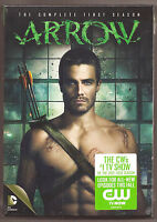 Arrow: Season 1 - Dvd Tv Shows First Brand
