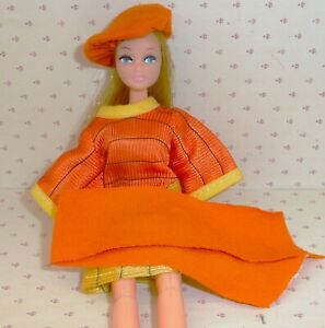 Fashion, Character, Play Dolls Strict Pippa/dawn Reproduction The Scarf Set That Never Was!