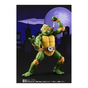 Figure Michelangelo 15 Cm Tortues Ninja Adolescentes Mutantes S.h.   Figuarts Bandai