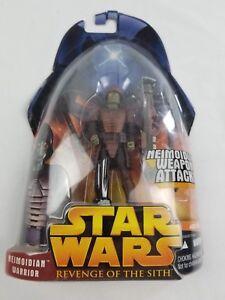Neimoidian Warrior 2005 STAR WARS Revenge of the Sith ROTS MOC #42