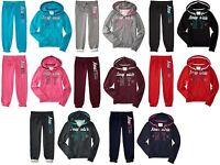 Aero Aeropostale Hoodie Sweatshirt & Sweat Pant Track Suit Sweatsuit Xl,2xl