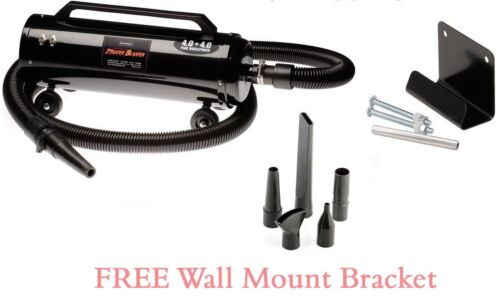 Motorcycle Metro MB-3CD Wall Mount 2 Hoses Master Blaster Dryer For Car Truck