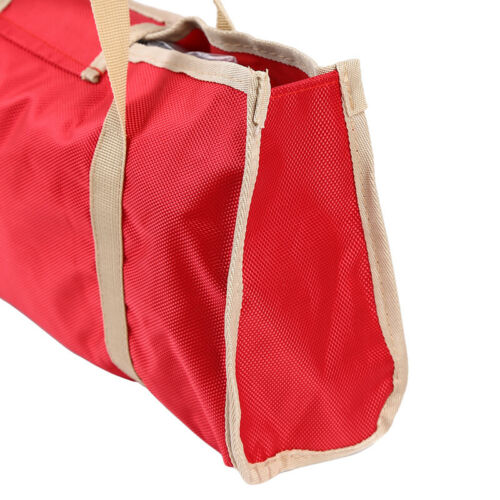 Tent Camping Hammer Nail Storage Hand Bag Buggy Outdoor Portable Pouch FA