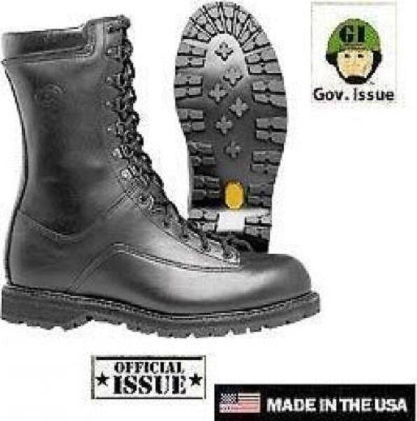Us Army Matterhorn Goretex botas botas de cuero us 17r